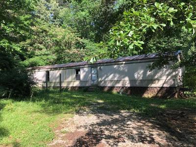 Single Family Home For Sale: 112 County Road 1057