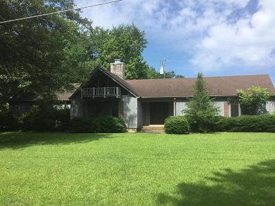 Single Family Home For Sale: 306 Meadowbrook County Road .