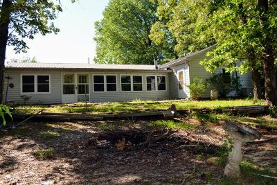Single Family Home For Sale: 207 Drive 1572