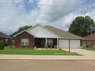 Pontotoc Single Family Home For Sale: 132 N Magnolia Pl.