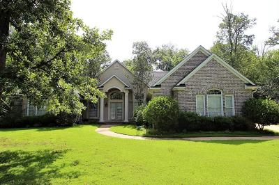 Lee County Single Family Home For Sale: 1526 Larkspur County Road .