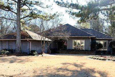 Tupelo Single Family Home For Sale: 1415 Lakeshire Dr.