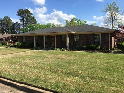 Single Family Home For Sale: 2617 Pemberton