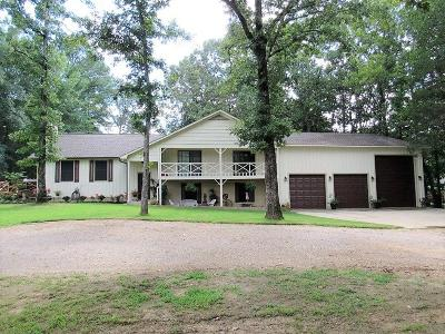 Single Family Home For Sale: 163 County Road 1445