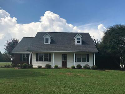 Pontotoc Single Family Home For Sale: 1057 Toxish Road