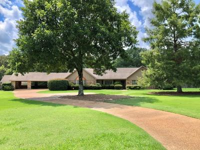 Tupelo Single Family Home For Sale: 1535 Country Wood Cv.