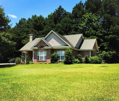 Single Family Home For Sale: 563 County Road 1409