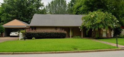 Single Family Home For Sale: 2604 Confederate Ave.