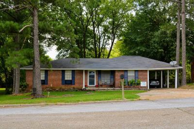Tupelo Single Family Home For Sale: 910 Harrison St.