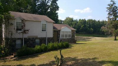 Marshall County, Benton County, Tippah County, Alcorn County, Prentiss County, Tishomingo County Single Family Home For Sale: 15 County Road 116