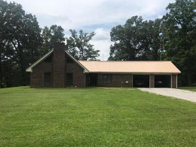 Single Family Home For Sale: 171 County Road 1445