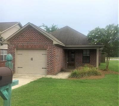 Tupelo Single Family Home For Sale: 3351 Winchester County Road .