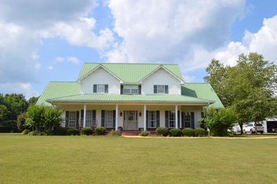 Pontotoc Single Family Home For Sale: 160 Laveda Ln.