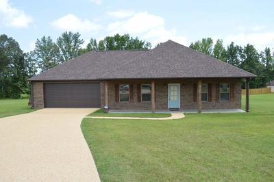 Pontotoc Single Family Home For Sale: 1609 Wisebend Road