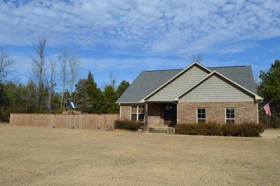 Single Family Home For Sale: 538 County Road 1650