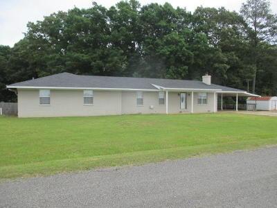 Marshall County, Benton County, Tippah County, Alcorn County, Prentiss County, Tishomingo County Single Family Home For Sale: 126 County Road 4070