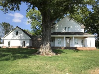 Single Family Home For Sale: 154 County Road 1477