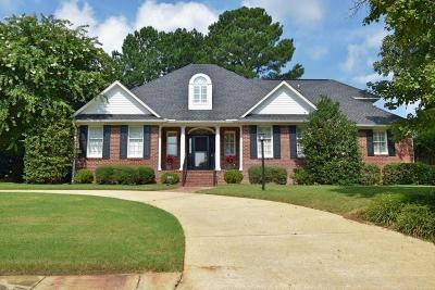 Lee County Single Family Home For Sale: 3103 W Plantation County Road .
