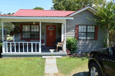 Marshall County, Benton County, Tippah County, Alcorn County, Prentiss County, Tishomingo County Single Family Home For Sale: 300 Hatchie
