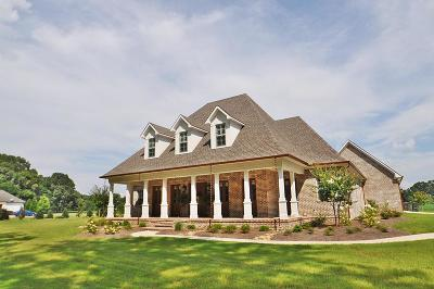 Lee County Single Family Home For Sale: 155 Ravenwood Cv.