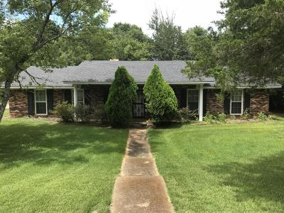 Single Family Home For Sale: 511 Maury County Road .