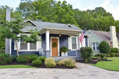 Tupelo Single Family Home For Sale: 828 Clayton Ave.