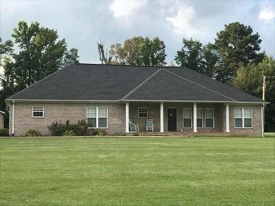 Marshall County, Benton County, Tippah County, Alcorn County, Prentiss County, Tishomingo County Single Family Home For Sale: 320A Hwy 366