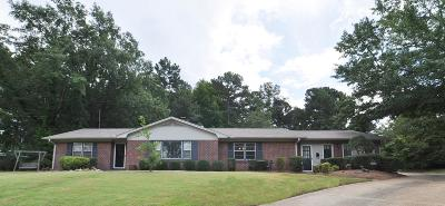 Tupelo Single Family Home For Sale: 1100 Armstrong Ln.