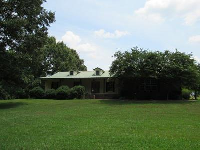 Single Family Home For Sale: 244 County Road 409