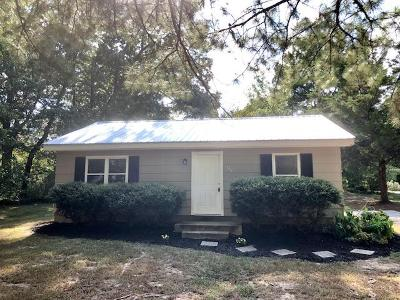 Tupelo MS Single Family Home For Sale: $59,900