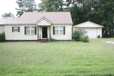 Pontotoc Single Family Home For Sale: 262 Clark