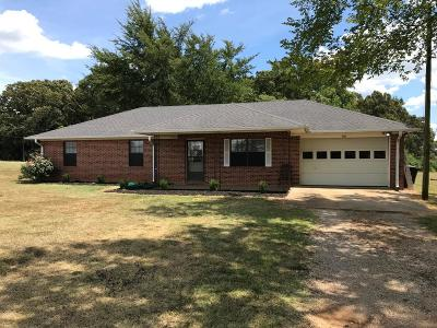 Pontotoc Single Family Home For Sale: 2320 Highway 345