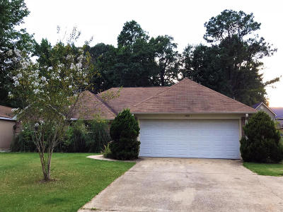 Lee County Single Family Home For Sale: 965 Dixie Creek Road