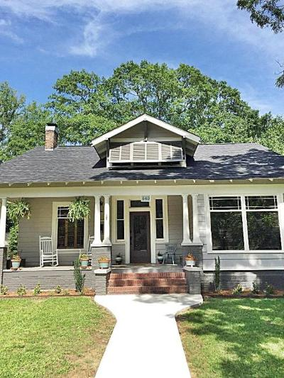 Tupelo Single Family Home For Sale: 640 N Madison St.