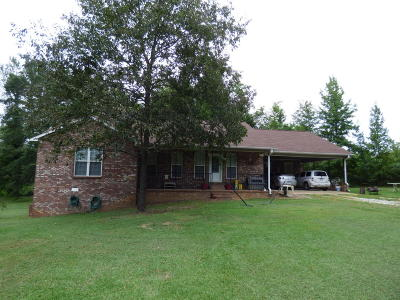 Lee County Single Family Home For Sale: 205 County Road 1529