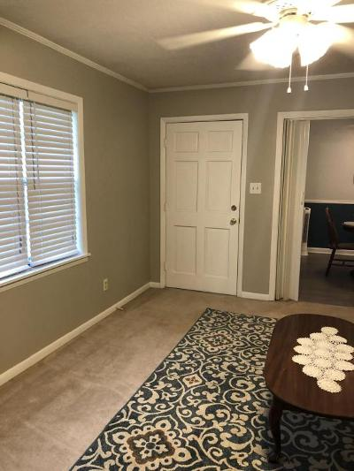 Tupelo MS Single Family Home For Sale: $92,500