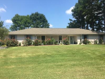 Tupelo MS Single Family Home For Sale: $195,000