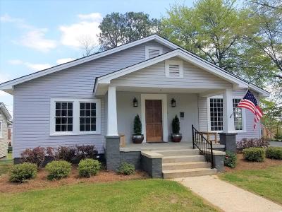 Tupelo Single Family Home For Sale: 344 N Spring St.