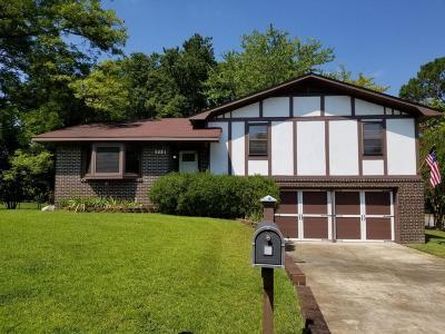 Tupelo Single Family Home For Sale: 713 Lar-Eli-Do