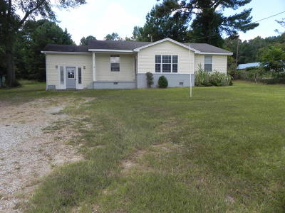 Lee County Single Family Home For Sale: 1249 Rd 931
