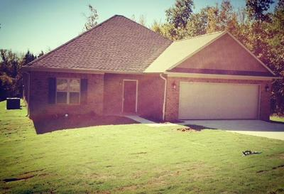Single Family Home For Sale: 265 County Road 1390