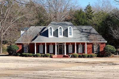 Tupelo Single Family Home For Sale: 2689 Edgemont County Road .
