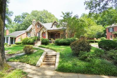 Tupelo Single Family Home For Sale: 710 Highland County Road .