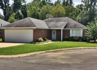 Single Family Home For Sale: 111 Brian County Road .