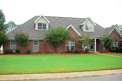 Single Family Home For Sale: 133 Union Belle Blvd