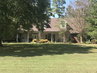 Tupelo Single Family Home For Sale: 2608 Oakcrest Dr.