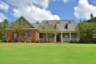 Tupelo Single Family Home For Sale: 72 Quail Valley Road