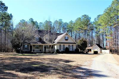Single Family Home For Sale: 30435 Hwy 25 N.