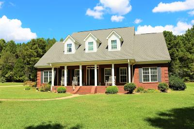 Tupelo MS Single Family Home For Sale: $325,000