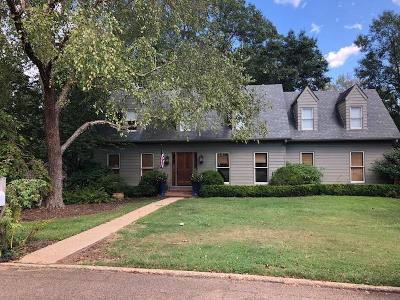 Tupelo Single Family Home For Sale: 1918 Allyson Dr.